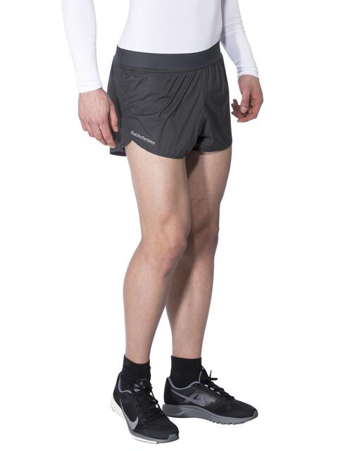 Peak Performance M's Accelerate Shorts Iron Cast
